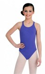 capezio cc123c childrens double strap camisole leotard