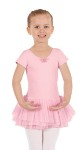 eurotard 33911c child short sleeve tutu dress