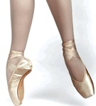 russian pointe entrada pro v-cut pointe shoes