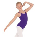 eurotard 1064 child cotton princess seam camisole leotard