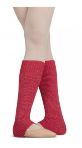 capezio - 10380 metallic sheen child 12 inch legwarmers
