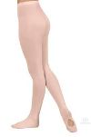 eurotard 219 euroskins adult mesh convertible back seam tights
