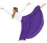body wrappers 502 praise dance skirt
