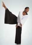 body wrappers 565 palazzo pants