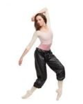 capezio 10848w adult perspirarion pants,dance warm up pants