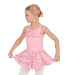 eurotard 05456 child skirted camisole leotard,eurotard dancewear