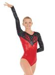 eurotard 3220a adult super nova long sleeve  leotard,eu 3220a