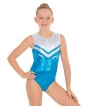 eurotard 3218c child ocean rhythms leotard