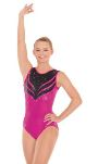 eurotard 3219a adult tiger eyes leotard,eu 3219a,gymnastics leotard