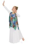 eurotard 51848 creation praise tunic