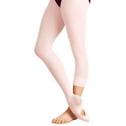 eurotard 210 euroskins microfiber convertible tights
