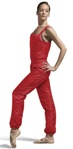 bloch im903 reversible dance jumpsuit