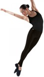 bloch p1958 ladies leggings