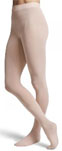 bloch t0981g girls contoursoft footed tights