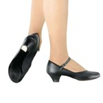 "so danca ch02 1.25""  sueded character shoe"