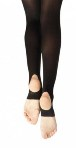 capezio n145 hold and stretch stirrup tights