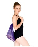 pillows for pointes mesh pointe shoe bag
