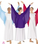 eurotard 13800 praise dance inspiration shrug