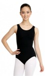 capezio tb142 team basics adult tank leotard