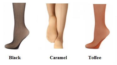 XL Toffee 3400 Pack of 3 Tights