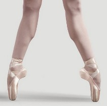 Capezio 1131 Airess Pointe Shoe - Broad Toe (Firm) # 6.5 Shank