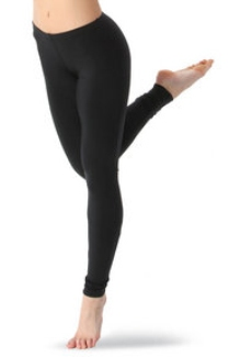 body wrappers mt293 roll down adjustable waist legging