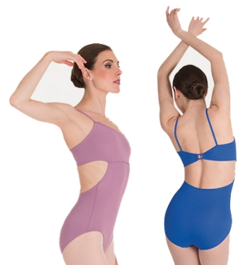 body wrappers p1170 camisole leotard