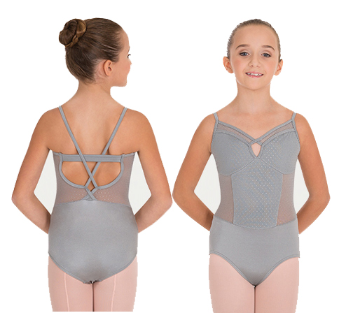 body wrappers p1182 pointelle mesh bustier leotard