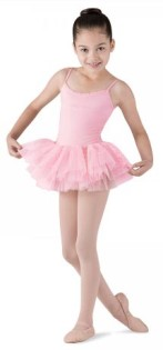 bloch cl7207 girls miliani tutu dress center
