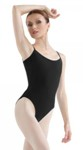 bloch l5407t sissone v cut camisole leotard color swatch