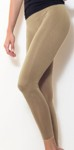 amb 1400 perfect seamless long leggings nude color swatch