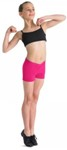 bl cr2704 mattea v-front short pink color swatch