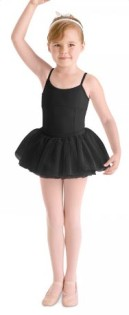 bl cr4041 girls hurley full tutu skirt center