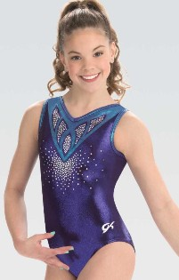 gk elite 10502 glamorous gymnastics leotard center