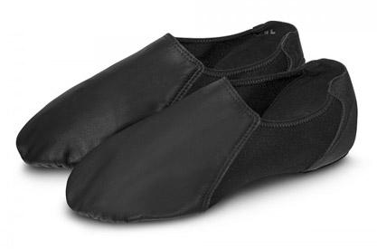 bloch s0497l ladies spark slip on jazz shoe
