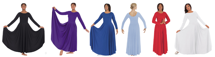 eurotard 13524 simplicity praise dress womens color chart