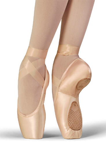 bloch s0191 elegance pointe shoes