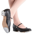 bloch s0302 tap shoe black color swatch