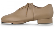 bloch s0321l ladies sync tap shoe tan color swatch