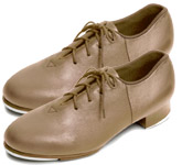 bloch s0388l ladies tap-flex tap shoe tan color swatch