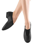 bloch s0401l ladies super jazz shoe black color swatch