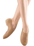 bloch s0470g girls pulse shoe tan color swatch