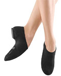 bloch s0473l ladies phantom shoe black color swatch