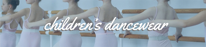 children's dancewear accessories
