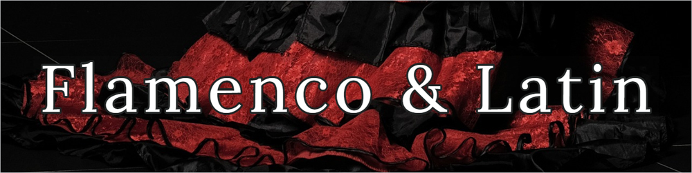 flamenco and latin dance accessories  apparel and