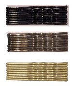 bloch a0808 bobby pins color swatch