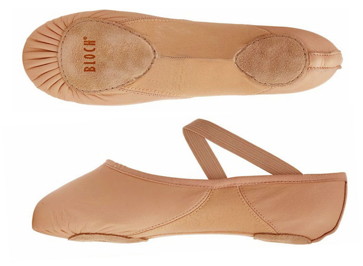 bloch s0203g girls ballet slippers