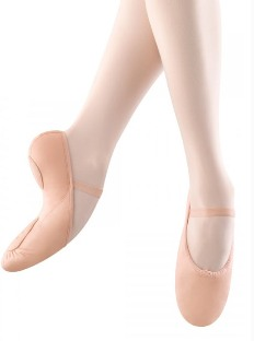 bloch s0259l leather ballet shoe
