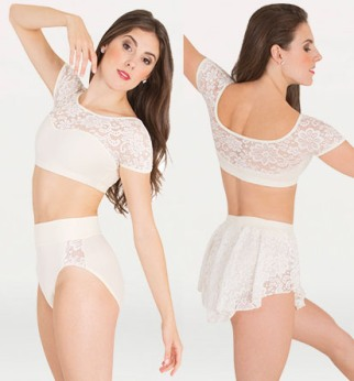 body wrappers p1102 romantic lace bra
