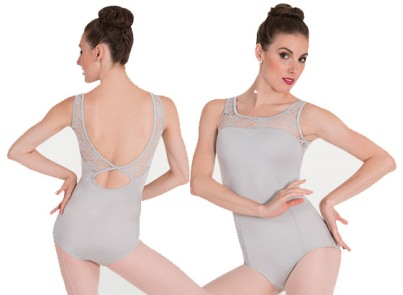 body wrappers p221 tank lace bodice leotard